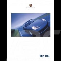 Porsche Broschüre The 911 type 996 L'essentiel 08/2000 USA WVK17362001