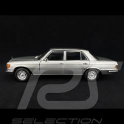 Mercedes Benz 450 SEL 6.9 1976 sliver 1/18 Norev 183785