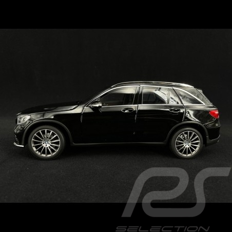 Mercedes Benz GLC 2015 black 1/18 Norev 183791
