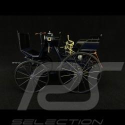 Daimler Motorkutsche 1886 dark blue 1/18 Norev 183700