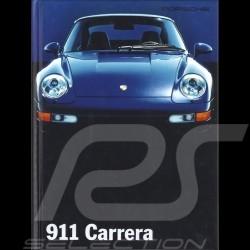 Porsche Broschüre 911 Carrera 07/1994  in Deutsch WVK12710995