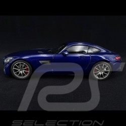 Mercedes Benz AMG GT S 2019 blau metallic 1/18 Norev 183740