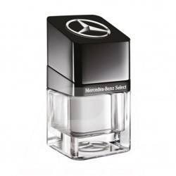 Perfume Mercedes men eau de toilette Select 50ml Mercedes-Benz MBSE102