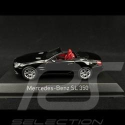Mercedes  Benz 350 SL 2012 schwarz 1/43 Norev 351351