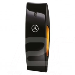 Perfume Mercedes men eau de toilette Club Black 50ml Mercedes-Benz MBMC120