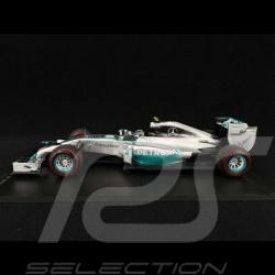 Mercedes Benz F1 W05 n° 6 Winner GP Monaco 2014 1/18 Spark 18S141