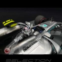 Mercedes Benz AMG Petronas F1 n° 77 Winner GP Russia 2017 1/18 Spark 18S301