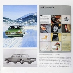 Book Mercedes Benz Die Baureihe W123 von 1976 bis 1986 - Brian Long