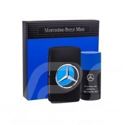 """Parfüm 50ml / Deodorant stick 75g Duo Mercedes herren """"Man"""" Mercedes-Benz MBMA502"""