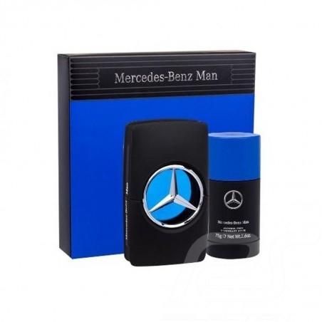 """Perfume 50ml / Deodorant stick 75g Duo Mercedes men """"Man"""" Mercedes-Benz MBMA502"""