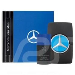 """Parfüm 100ml / Deodorant stick 75g Duo Mercedes herren """"Man"""" Mercedes-Benz MBMA501"""