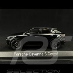 Porsche Cayenne S Coupé 2019 bleu métallique 1/43 Norev 750060