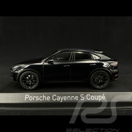 Porsche Cayenne S Coupé 2019 blue metallic 1/43 Norev 750060