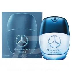 Perfume Mercedes men eau de toilette The Move 60ml Mercedes-Benz MBTM102