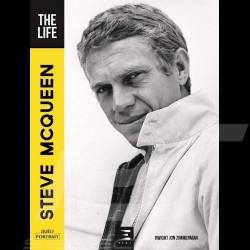 Livre Book Buch Steve McQueen - The Life