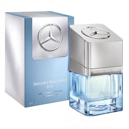 Perfume Mercedes men eau de toilette Select Day 50ml Mercedes-Benz MBSE108