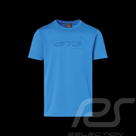 Porsche T-shirt GT3 Collection shark blue WAP810MGT3 - men