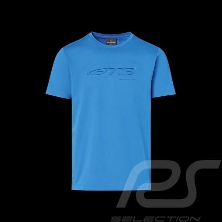 T-shirt Porsche GT3 Collection bleu requin WAP810MGT3 - homme
