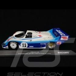 Porsche 956 K John Fitzpatrick Racing n° 11 200 Miles de Nuremberg 1983 1/18 Minichamps 155836691