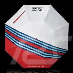 Porsche Regenschirm 2 in 1 Sonnenschirm Martini Racing Collection XL Weiß / Rot WAP0500820MSMR
