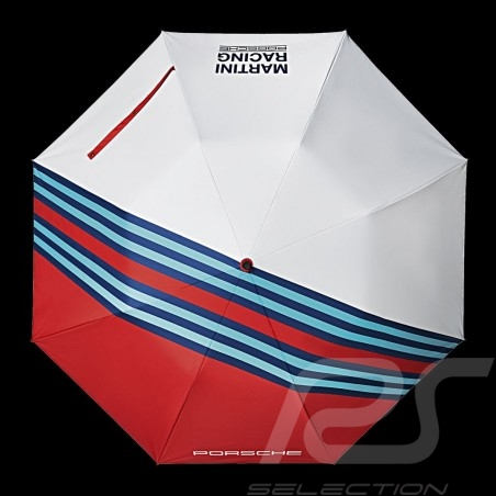 Porsche Umbrella 2 in 1 Parasol Martini Racing Collection XL White / Red WAP0500820MSMR