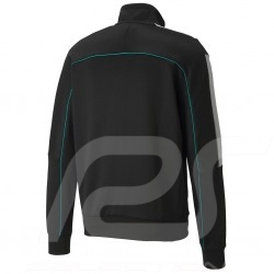 Mercedes jacket AMG Petronas Motorsport Puma black / grey Mercedes-Benz 59803801- men