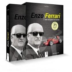Buch Enzo Ferrari - une vie pour la course