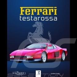Buch Ferrari testarossa