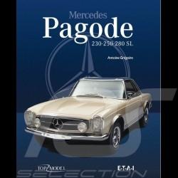 Buch Mercedes Pagode 230-250-280 SL