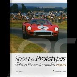 Buch Sport et Prototypes Archives photos des années 1960-69