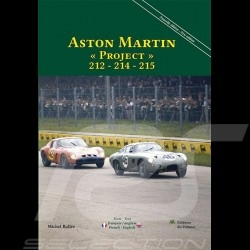 Book Aston Martin « Project » 212 – 214 – 215