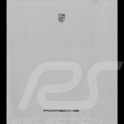 Porsche Brochure Range Porsche 1982 07/1982 in french WVK104130