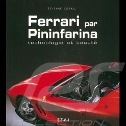 Buch Ferrari par Pininfarina - technologie et beauté