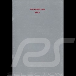 Porsche Broschüre 911 08/1991 in Französisch WVK12731092