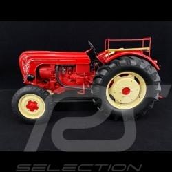 Porsche Super tracteur 1958 rouge 1/8 Minichamps 800189070