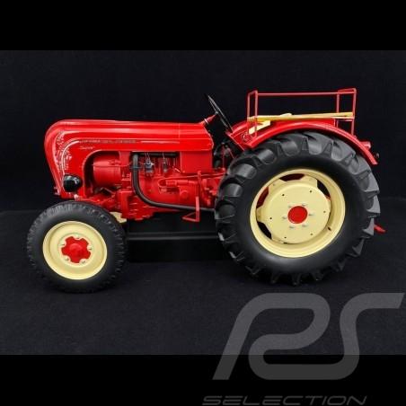 Porsche Super tractor 1958 red 1/8 Minichamps 800189070