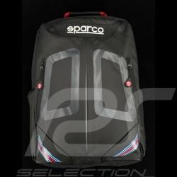 Martini Racing Backpack Black / Black Sparco 016440MR