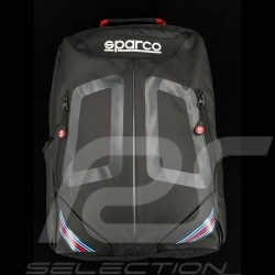 Sac à dos Backpack Rucksack Martini Racing Noir / Noir Sparco 016440MR