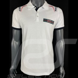 Martini Racing Polo shirt White Sparco 01276MR