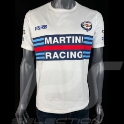 T-Shirt Martini Racing White- men Sparco 01274MRBI
