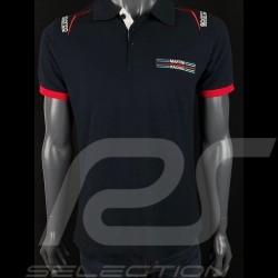 Martini Racing Polo-shirt Marineblau Sparco 01276MR
