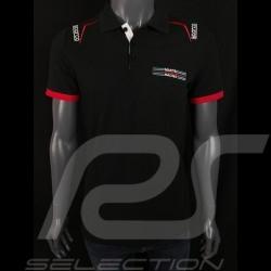 Martini Racing Polo shirt Black Sparco 01276MR