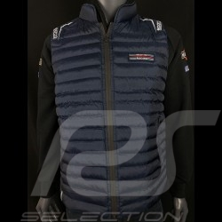 Martini Racing Jacket Sleeveless Quilted Navy blue Sparco 01259MR
