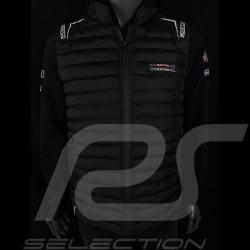 Veste Jacket Jacke Martini Racing Matelassée Sans manches Noir Sparco 01259MR