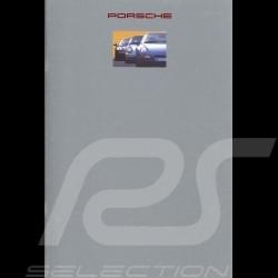 Porsche Brochure 968, 911, 928 GTS 08/1992 in german WVK12731093