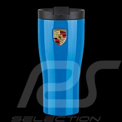 Mug Thermos Porsche isotherme Bleu Requin GT3 Collection WAP0500660MD5C Thermo Mug isothermal Thermo-becher