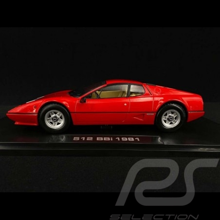Ferrari 512 BBi 1981 red 1/18 KK Scale KKDC180541