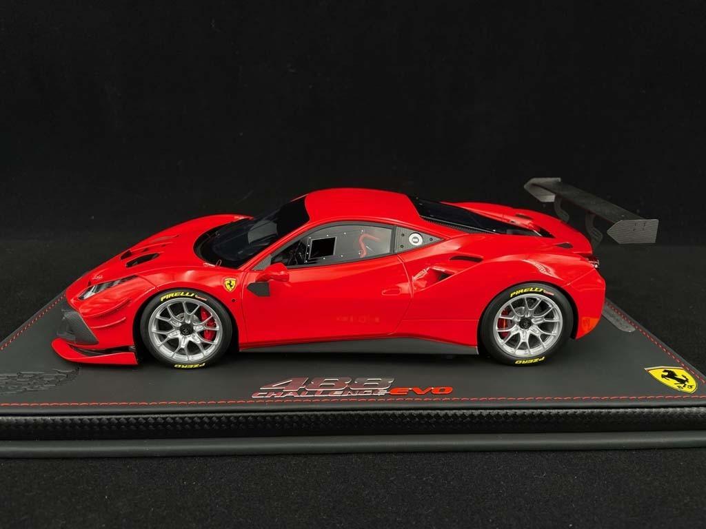 BBR Ferrari 488 GTB Red F1 2019 1//18 Limited Edition 24 Stück