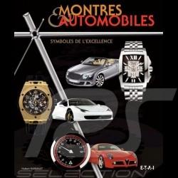 Livre Book Buch Montres & automobiles - Symboles de l'excellence