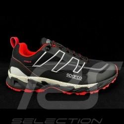 Chaussure Sparco Sneaker sport Torque noir / rouge - homme